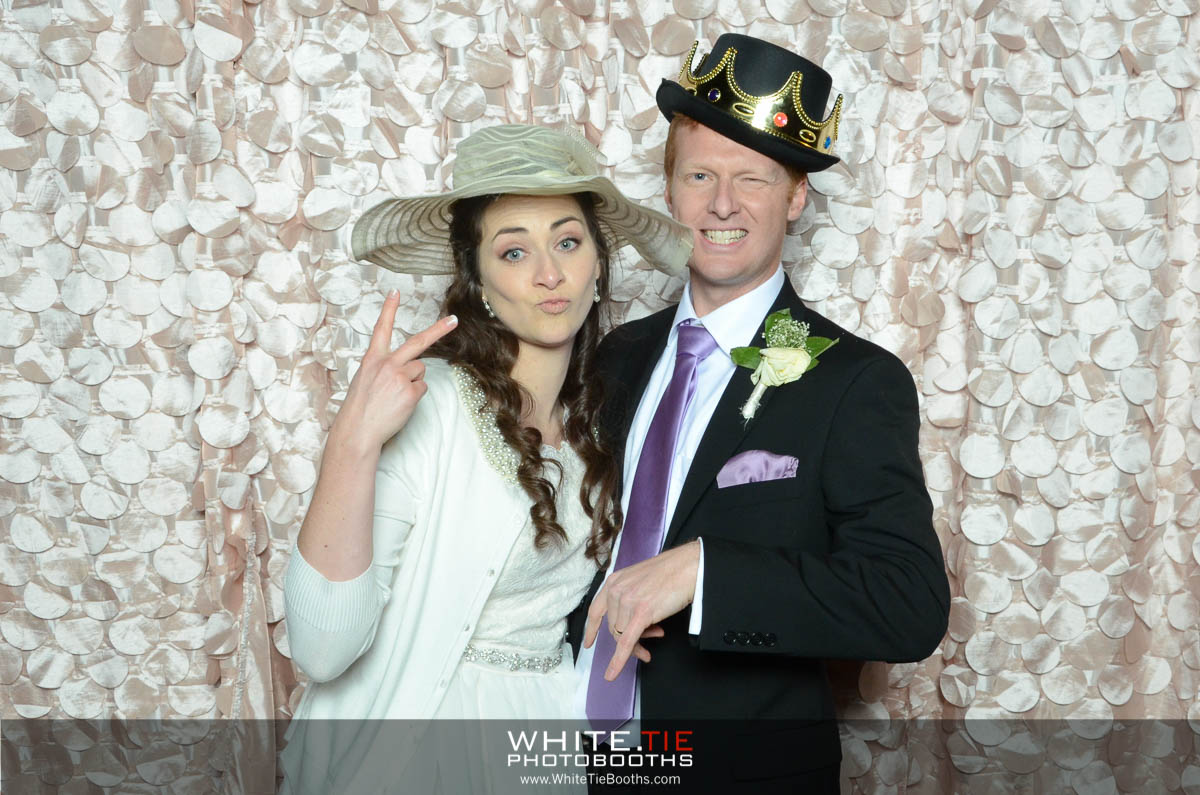 kelsey and rees s wedding photo booth white tie photo booths